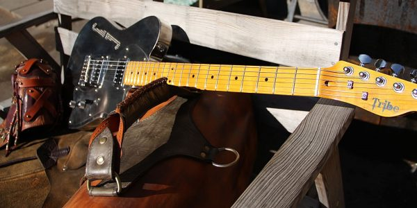 steel body guitars