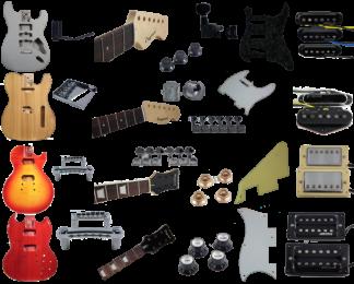 gitaar onderdelen